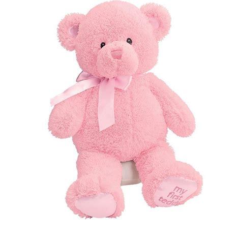 teddy the teddy pink stuffed animals photo 32604351 fanpop