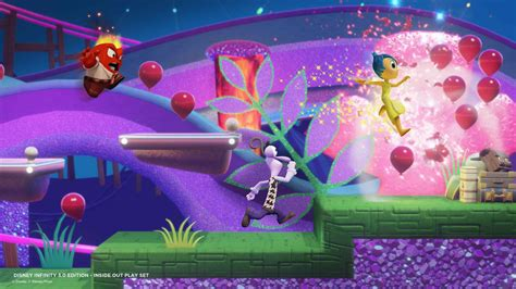 disney infinity 3 player disney infinity 3 0 inside out play set trailer and
