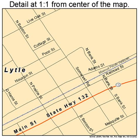 lytle texas map lytle texas map 4845288