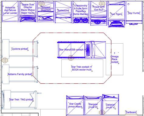 sketchup layout slow gauck arcade