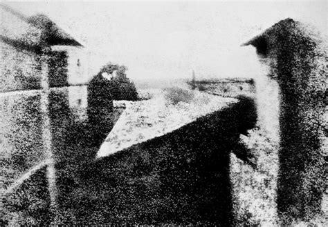 Wann Wurde Die Erste Fotografie Gemacht Fotografie