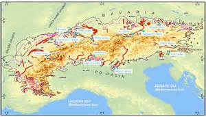 where is alpine on the map icdp alpine dove
