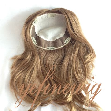 top of the head hair pieces for women hot selling 2015 mongolian hair pieces for top of head for