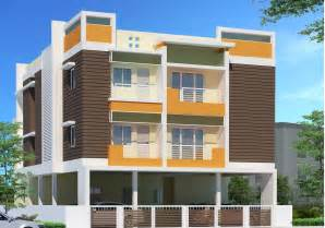 square sized three story residential building 3 d 3 story building design www imgarcade com online image