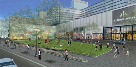 hudson lights shopping center hudson lights retail leasing climbs 60 percent with