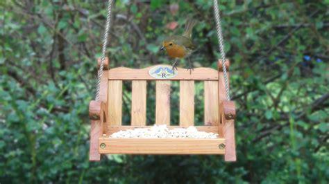 Swing Bird Feeder Image
