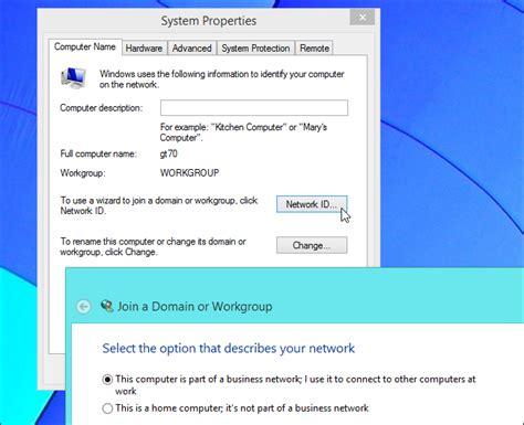 windows domain     affect  pc