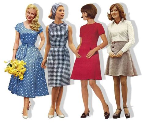 50 s 60 s and 70 s fashion vintage fashion style galleries