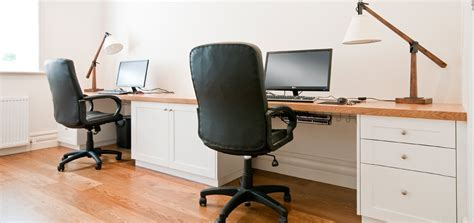 office desk home home office fitout design melbourne spaceworks
