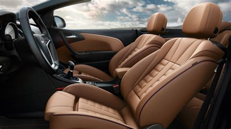 opel cascada interior opel cascada highlights comfort and infotainment