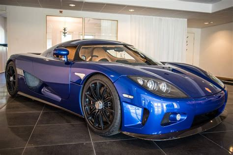 koenigsegg one blue meet the production koenigsegg ccx gtspirit