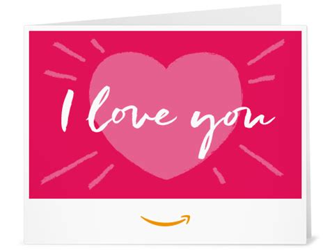 Amazon Ca Gift Card - amazon ca gift card print love you amazon ca gift cards