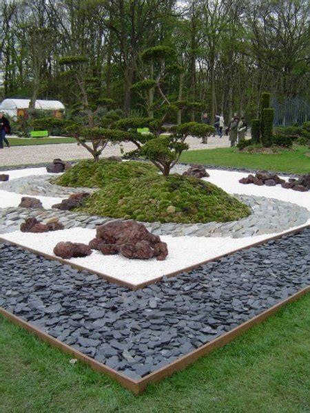 piedra para jardines decora jardines y terrazas con piedras blancas