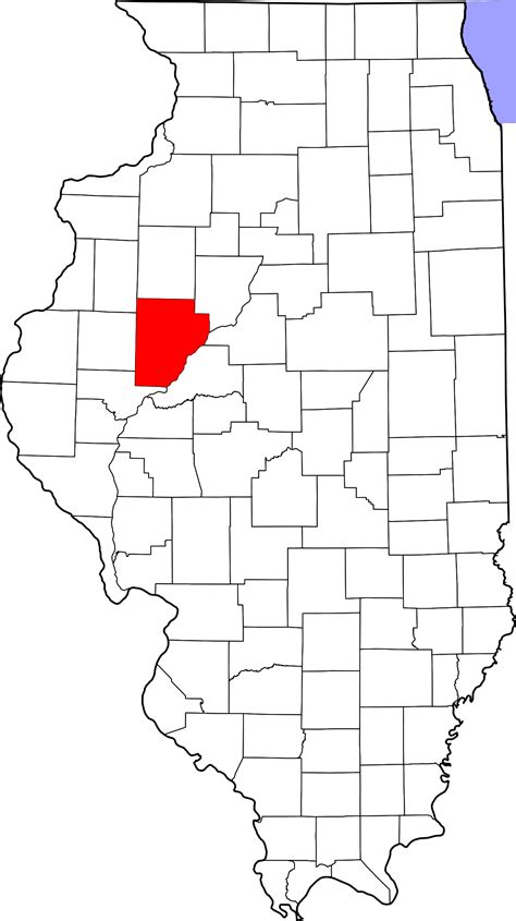 Fulton County Property Records Map National Register Of Historic Places Listings In Fulton County Illinois