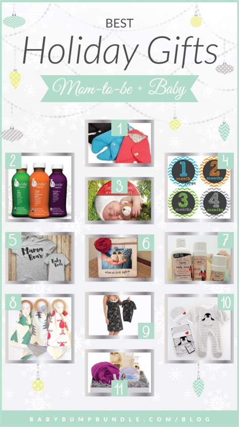 holiday gift ideas for expecting moms baby giveaway