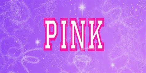 vs pink teneshia vga secret pink logo
