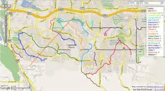 highlands ranch trails map