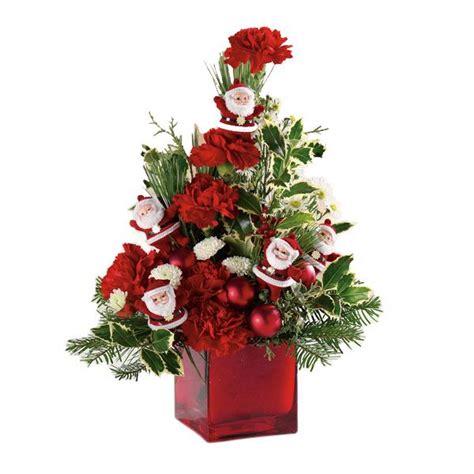 17 best ideas about christmas flower arrangements on