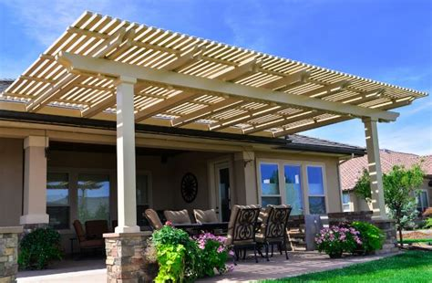 how much does it cost to build a pergola outdoor goods