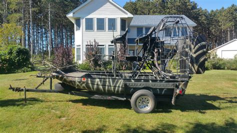 airboat price airboat for sale for 2 500 boats from usa
