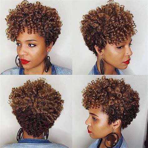 short styles with crochet pin by ericka b on natural hair boutique pinterest