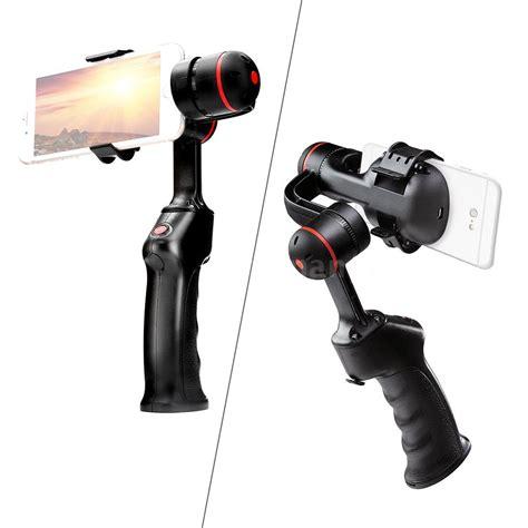 Wenpod Sp1 Digital Stabilizer For Smartphone wenpod sp1 smartphone iphone gyro gimbal handheld steady