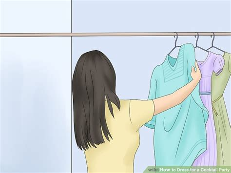 Steps To Dress For A Cocktail by 3 Ways To Dress For A Cocktail Wikihow