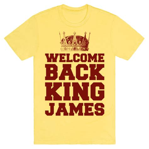 Tshirt Welcome Back welcome back king tshirt human