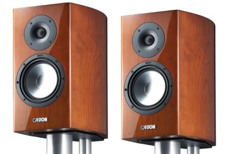 canton vento 820 bookshelf speakers review and test