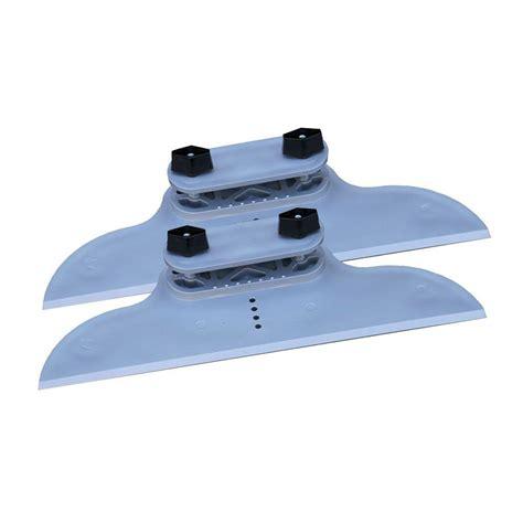 stair tread template tool stairtek 5 in x 12 in sturdy plastic tread template