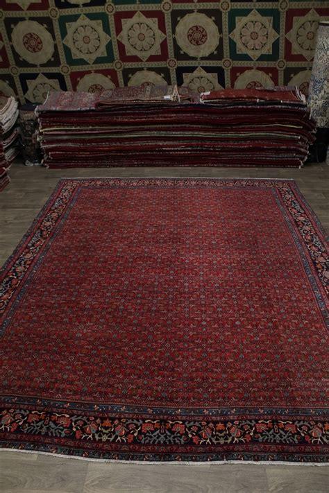 rug deal wonderful allover antique bidjar rug area carpet deal 11x14 ebay