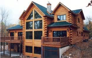 Inspiring wooden houses