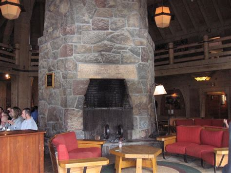 Timberline Lodge Fireplace by Lodge Fireplace Picture Image By Tag