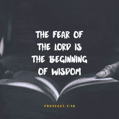 The Fear In Me 1000 proverbs bible quotes on bible quotes