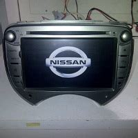 Tv Mobil Gps tv mobil din oem special for nissan march built in gps elevenia