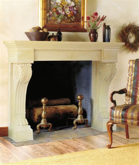 Fireplace Mantels Dallas by Wellington Cast Fireplace Mantel Traditional