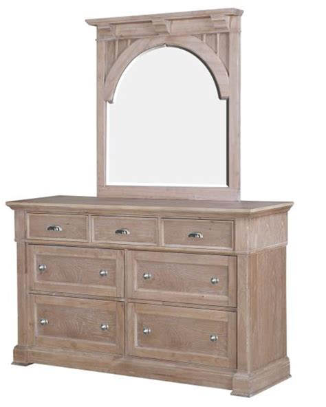 Magnussen Dresser by Magnussen Dresser And Mirror Stonington Bay Mg B3061dm