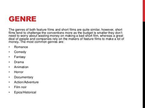 film genre action adventure terbaik what is a short film