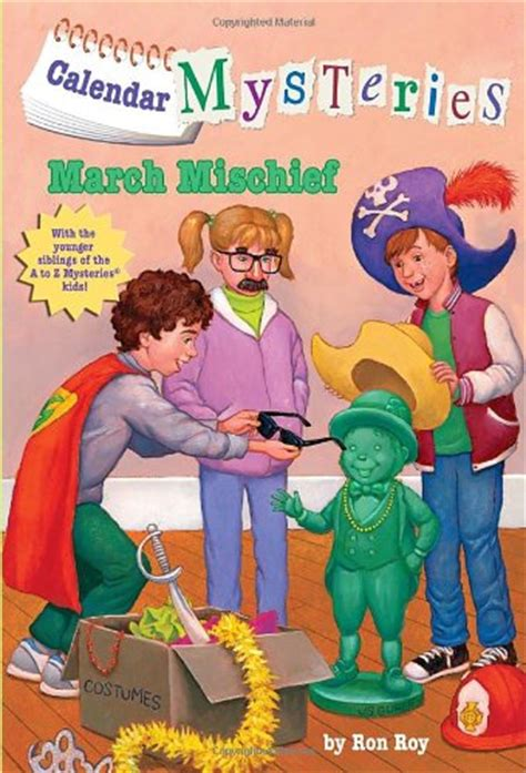 Calendar Mysteries St S Day 3 Lucky Books The Childrens