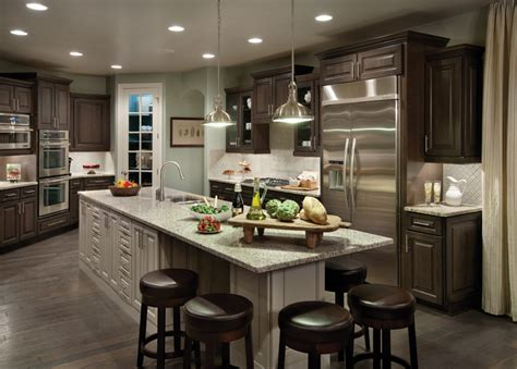 toll brothers kitchen cabinets toll brothers at backcountry luxury new homes in