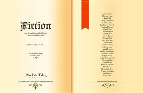 what does fiction fiction modern gallery