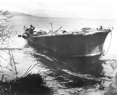 pt boat used in mchale s navy movie elco boats 1944 pt boat wreckage boats and water craft