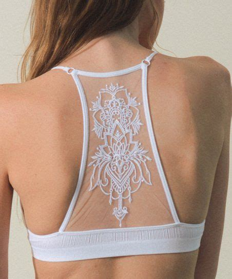 tattoo back bralette 28 best underneath it all images on pinterest triangle