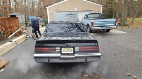 1985 buick regal grand national 1985 buick regal grand national t type