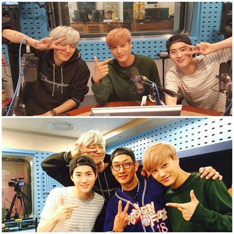 exo in variety show exo s suho chooses his role model and the variety show he