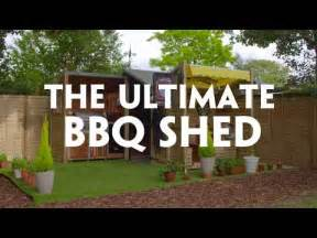 ultimate bbq shed big green egg egghead forum the