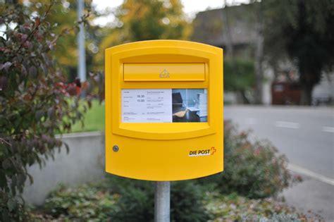 Post Schweiz Brief Verfolgung Jeder Zehnte Briefkasten Verschwindet Z 252 Rich Tagesanzeiger Ch