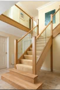 Glass Rails Stairs by 1000 Ideas About Open Staircase On Pinterest Wayne