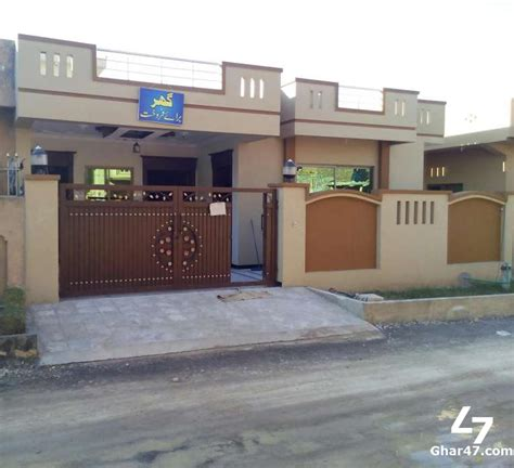 15 Marla House Maps Single Story 10 Marla Single Storey House For Sale In Soan Garden