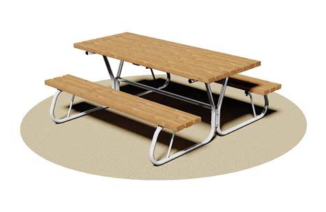 tavolo con panca da esterno giochipark tavolo da esterno con panche pic nic giochi